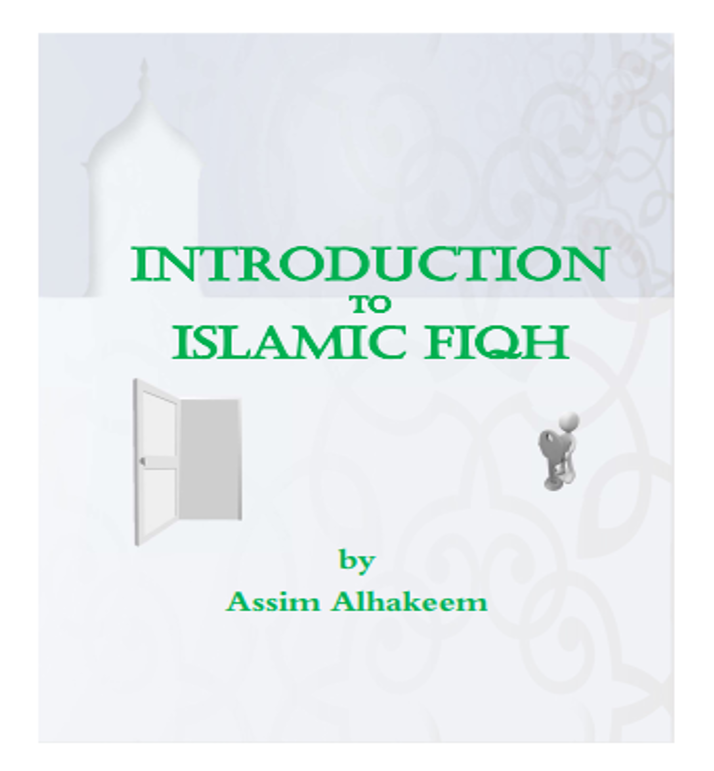 Sh Assim - Introduction To Islamic Fiqh (PDF) - RM5.00