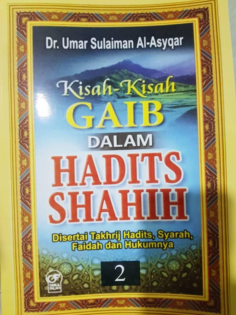 Kisah-Kisah Gaib Dalam Hadiths Shahih 2 (Kelas Us Azzahari) - RM42.00