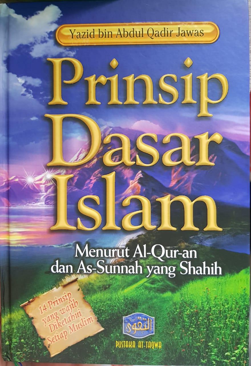 Prinsip Dasar Islam - RM36.00